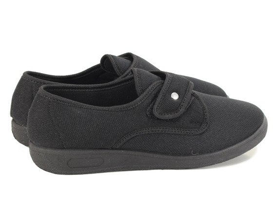 ddaa545ebdc75 Półbuty Comfort Shoes 6220 czarny | ONA \ OBUWIE \ Półbuty | Salon ...